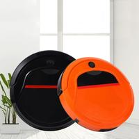 Sofa Bed Robot Vacuum Cleaner Household Cleaning Products Automatic Smart Sweeping Robot Anti drop Home Sweeping Machine Black