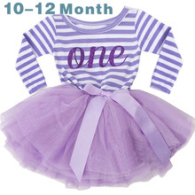 1-3T Baby Girl Clothing Little Girl 1st Birthday Outfits Baby Shirt Tutu dress for Infant Girls Party Costume Kids Clothing