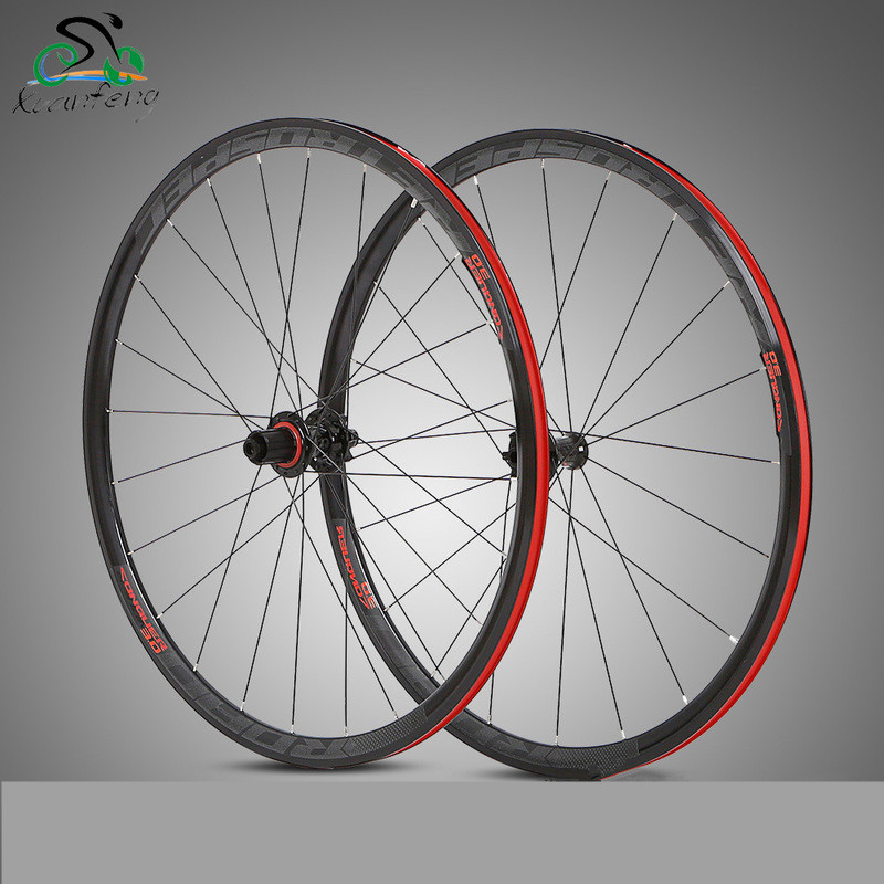 Bicycle Aluminium Alloy 30 rims 8/9/10/11S Disc brake 700C BMX Road Bicycle Wheel 15*100/12*142mm brake wheel aluminum alloy disc brake 8 9 10 68mm 26 17 42 52mm headset bicycle frame