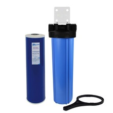 1-Stage Whole House Water Filtration system with 20-Inch Iron&Manganese Filter,Mounting bracket ,Screw&Wrench  ,1