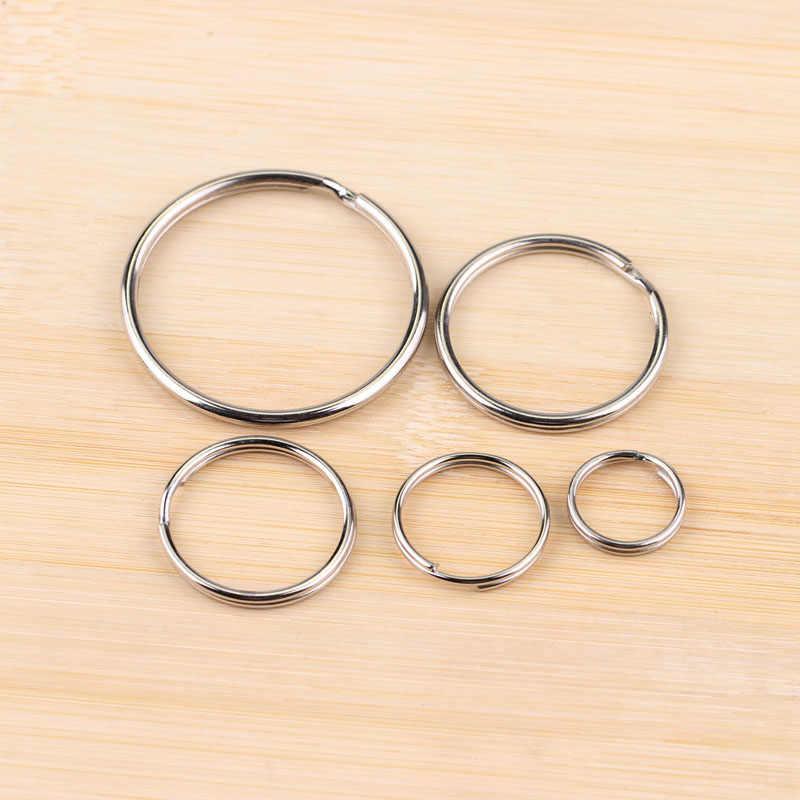 อุปกรณ์เสริมเครื่องประดับ diy handmade วัสดุแพคเกจ key แหวนแหวนคู่