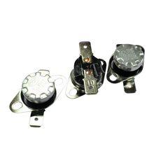 Bimetal Thermostat KSD302/KSD301 0C-350C 10A250V 105C 110C 115C 120C 125C 130C  135C 140C 145C 150C 160 degrees Normal Closed