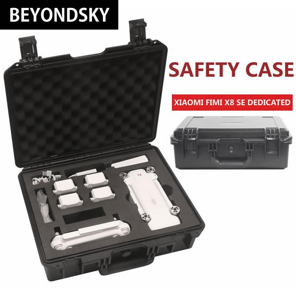 Xiao mi Drone FI mi X8 SE Version coffre de sécurité quadrirotor HD 4 K édition télécommande accessoires valise