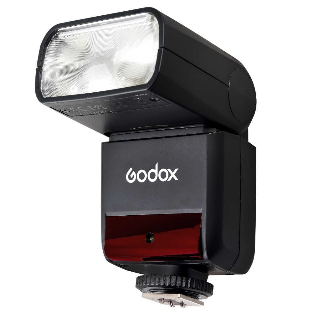 を Godox ミニ TT350 フラッシュ TT350C 2.4 グラム TTL GN36 HSS カメラフラッシュスピードライト X1T キヤノン 7D 810D 200D 800D 700D 70D 60D