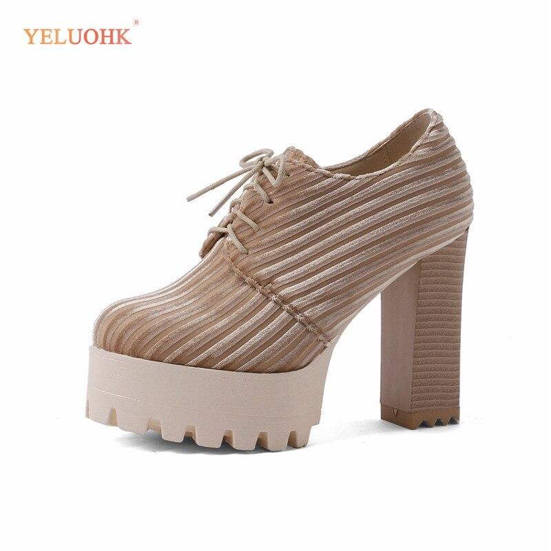 34-42 Extreme High Heels Women Spring Shoes 2019 Spring Platform Shoes Heel 11 CM Ladies Pumps34-42 Extreme High Heels Women Spring Shoes 2019 Spring Platform Shoes Heel 11 CM Ladies Pumps