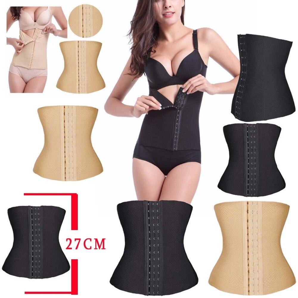 76819eb5d8 Long Torso waist trainer body feminino waist cincher hot shapers body  shapers waist cinche waist training corsets slimming-in Waist Cinchers from  Underwear ...