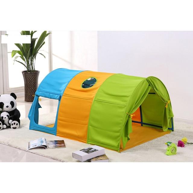 2016 Heisser Verkauf Kinder Bett Zelt Indoor Und Outdoor Spiele Zelt