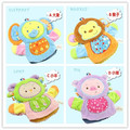 Cartoon animal comfortable fabric towel rub bath gloves Cuozao towels bathroom plush child baby shower massage