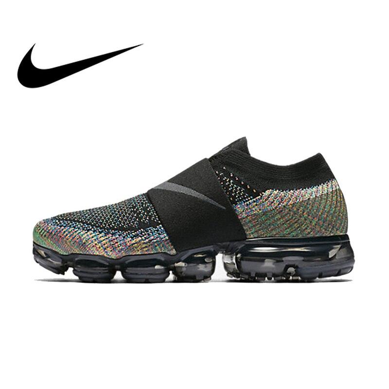 Original Et Authentique Nike chaussures pour femmes Air Vapeur Max FlyLine Arc-En-Coussin Coussin chaussures de marche confortables Sport En Plein Air AA4155