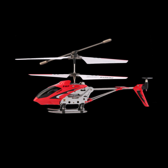 2016 Newest Syma S107g 3.5 Channel Mini Indoor Co-Axial Metal RC Helicopter Built in Gyroscope