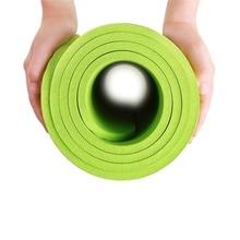 Højkvalitets 4-værktøjs-øvelse Yoga-mat-glidende tykkelse-pude Sammenfoldelig Fitness Pilates Mat Fitness 4 farver