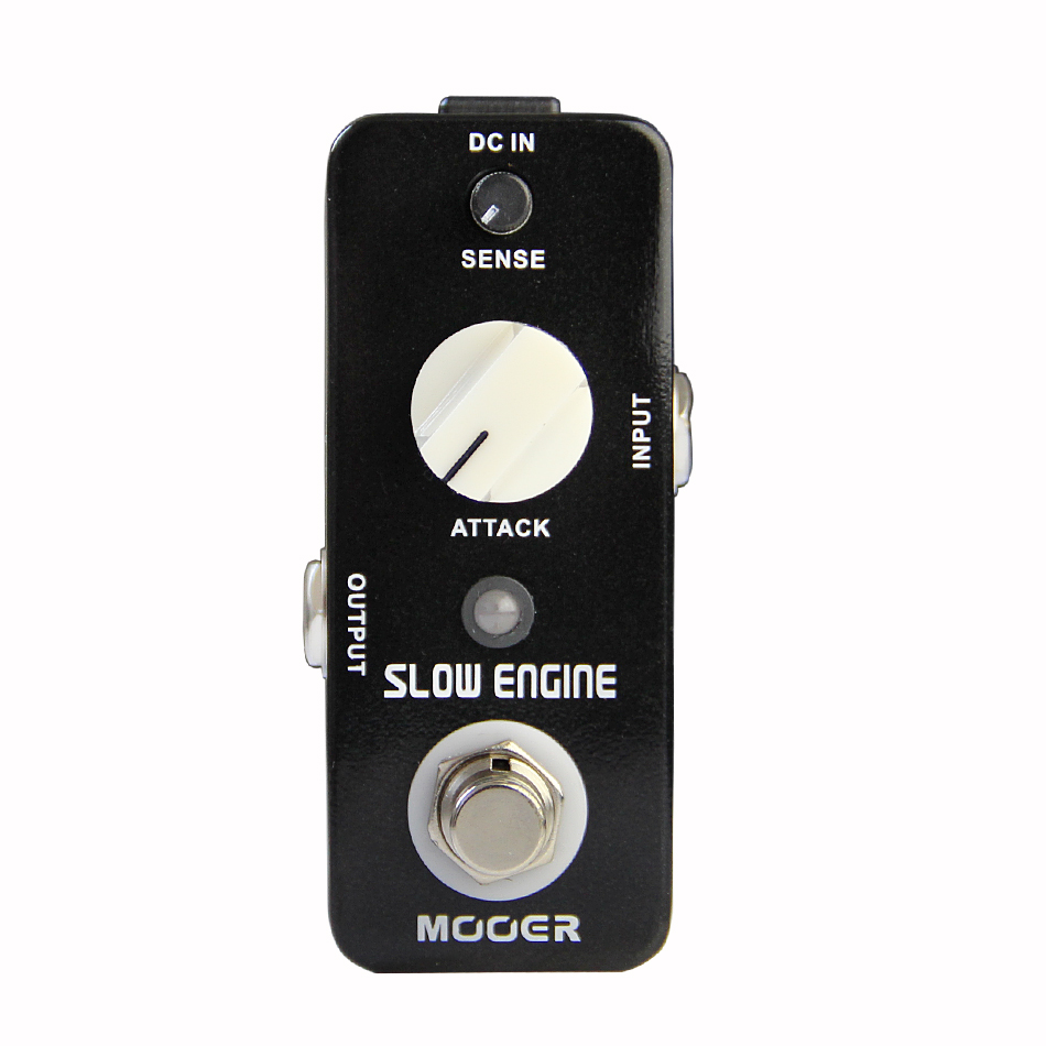 Guitar effect pedal NEW Effect Pedal MOOER Slow Engine pedal, Slow Motion Pedal 5pcs eno tc 16 mini guitar effect pedal over drive