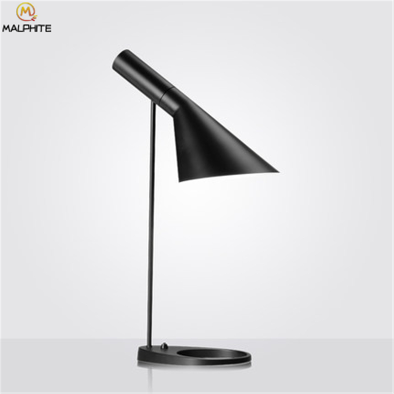 Official Website Modern Black Vallkin Table Lamp Abajurs Living Room Home Decor Lamps Table Bedroom Nightstand Lamp Fixture Luminaire Table Light To Invigorate Health Effectively Lights & Lighting