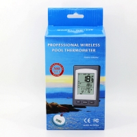 Wireless Swim SPA Pool Thermometer Wireless Digital LCD Indoor Outdoor Pond Spa Hot Tub Floating Temperature