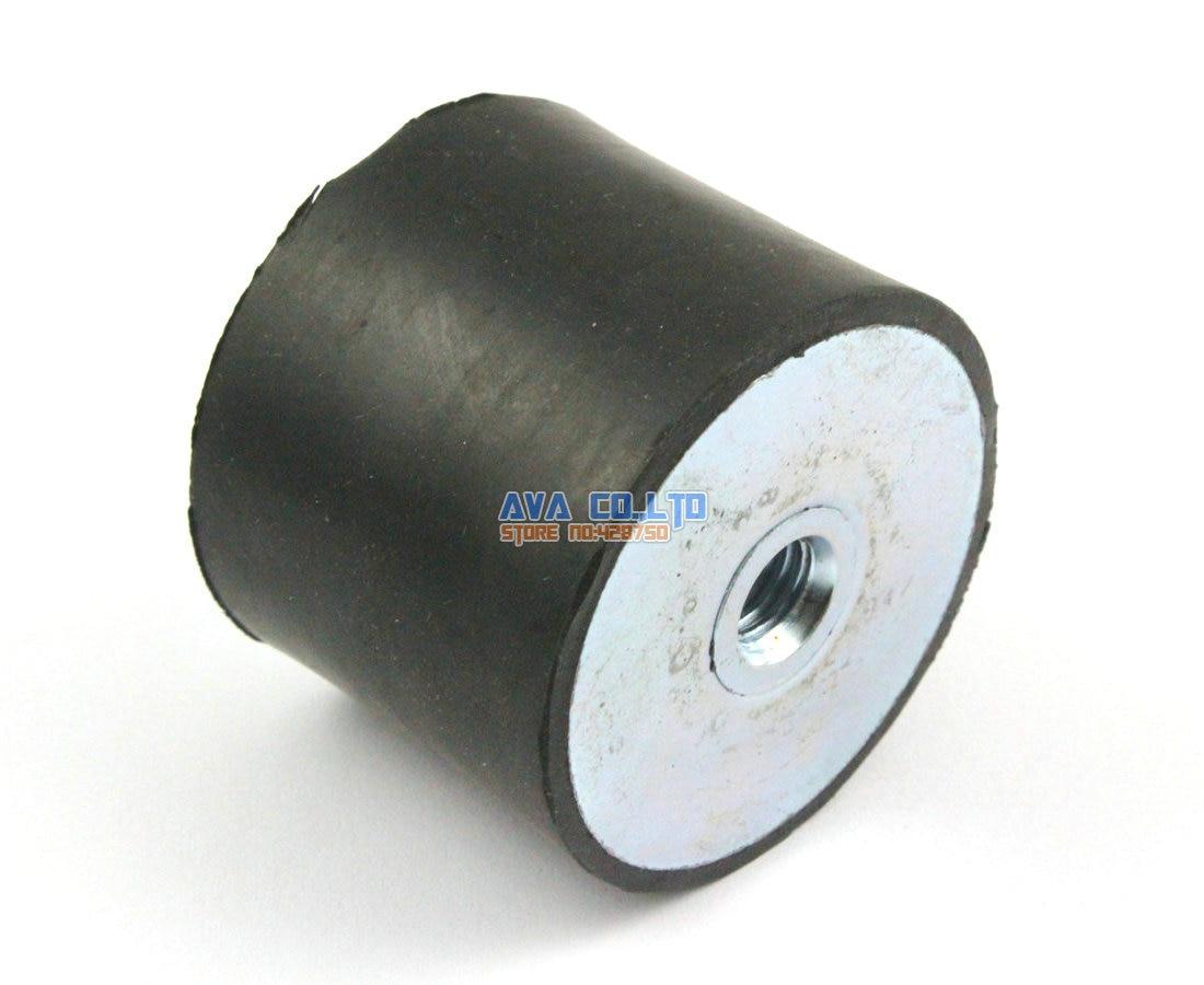 Cnbtr de M5/15/x 15/Filetage femelle Base Plate en caoutchouc Isolateur faciles /à Silentblock Lot de 5