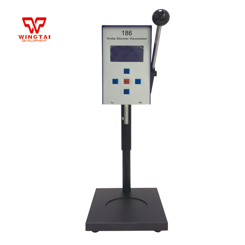 Laboratory Stormer Viscometer Smart Digital Display Krebs Stormer Viscometer BGD186 For Ink Paint