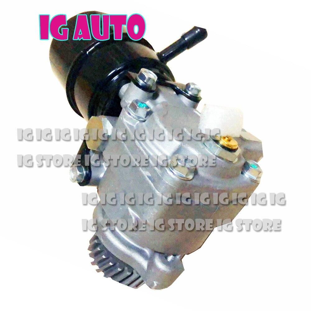 Power Steering Pump For Mitsubishi Pajero Montero Shogun 3 III V68 V78 3.2 Desiel MR223480 pajero power steering pump