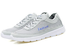Size 38 48 Men Summer Running Shoes Women Sneakers 2017 Mesh Breathable Outdoor Sport Shoes Lightweight