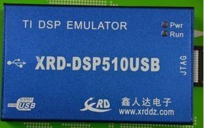 TI DSP emulator XRD-DSP510USB