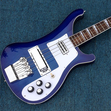 In stock Ricken-bucker electric bass guitar high quailty Starshine free shipping can do OEM цены онлайн