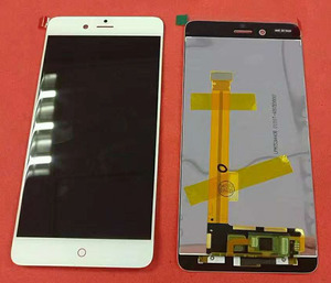 Image 2 - 5.2 עבור ZTE נוביה Z17 מיני NX569J LCD תצוגה + TP מבחן גם Digitizer מסך מגע עצרת החלפת אביזרי מקורי LCD