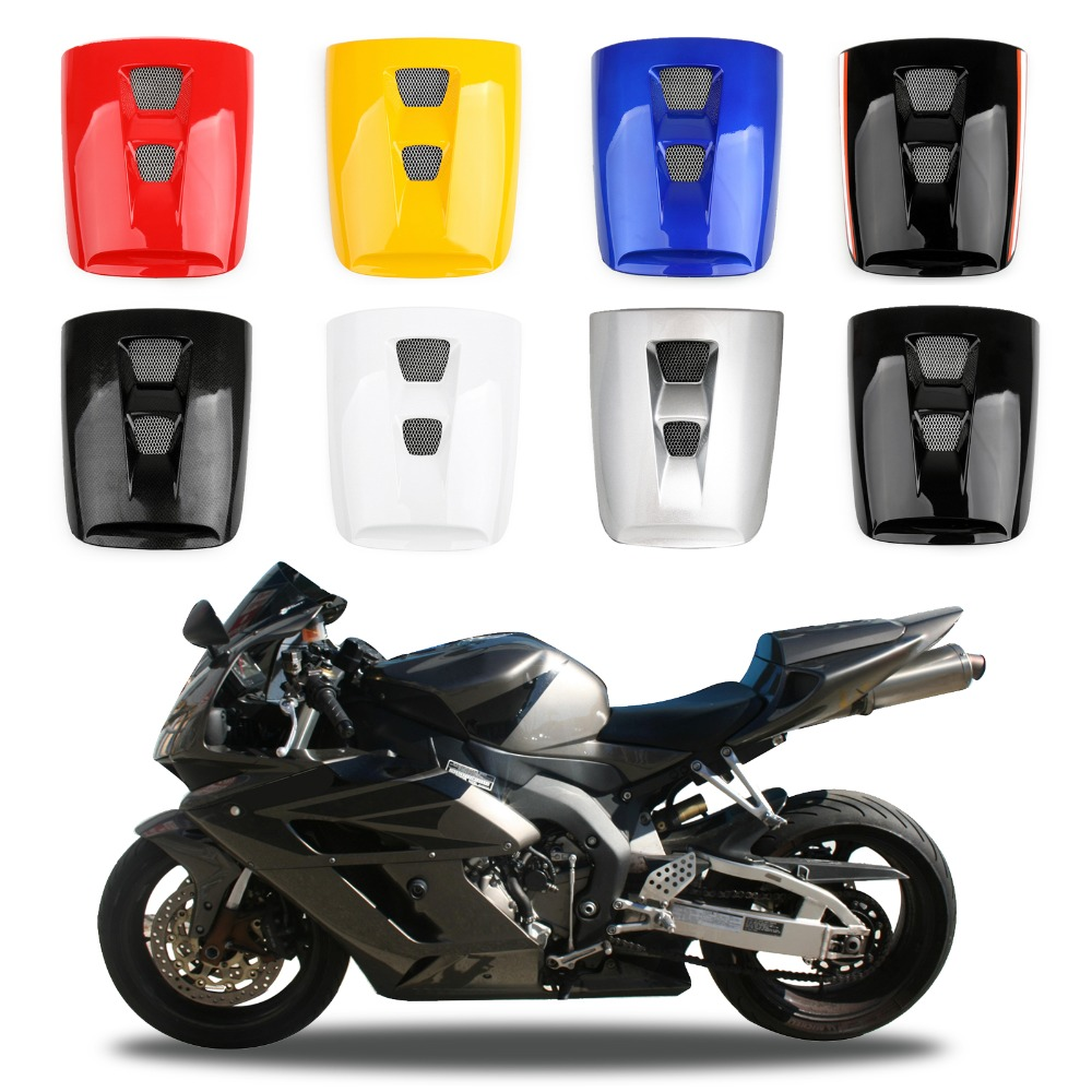 Areyourshop Motorcycle Rear Seat Cover Cowl For Honda CBR1000RR CBR 1000RR 2004-2007 New Arrival Styling Motorbike Accessories