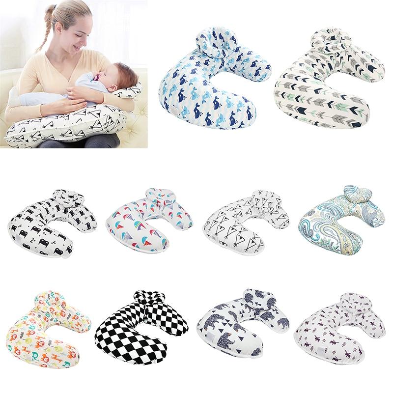 Newborn Baby Nursing Pillows Maternity Baby U Shaped