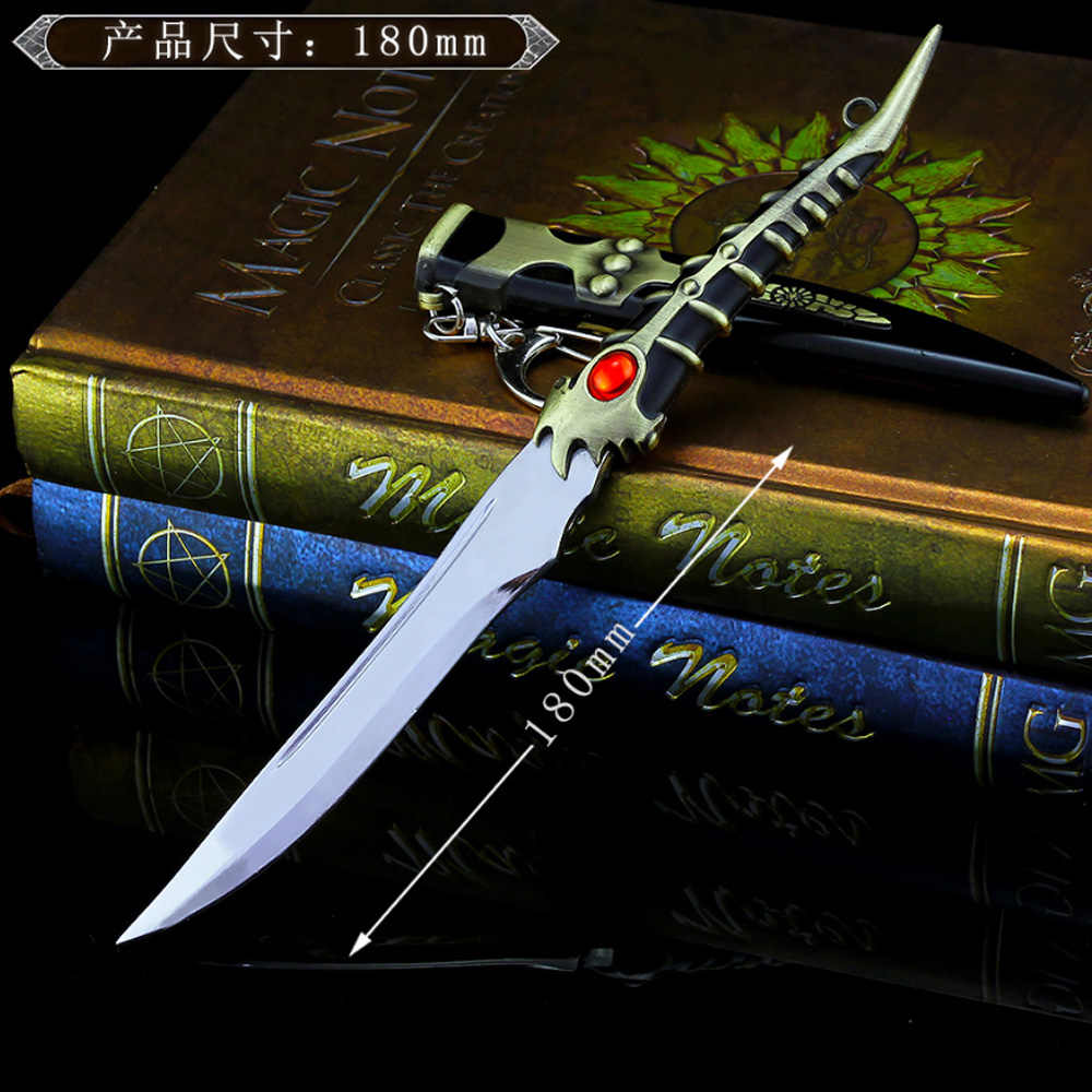 CÓ ĐƯỢC Game of Thrones móc chìa khóa Nhà Stark của Winterfell Kiếm kim loại