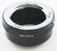 Minolta md объектив EOSM EF M беззеркальных Камера Средства ухода за кожей переходное кольцо EOSM/m2/m3/M10