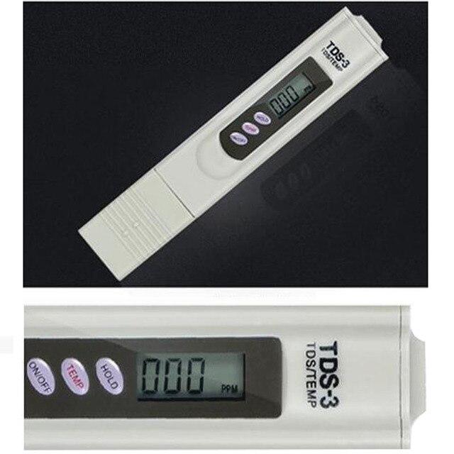 TDS Prüfung Stift Aquarium Fisch Yank Wasser Härte Meter GH/DH Test Werkzeug JS23