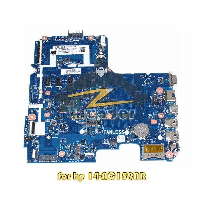 814050-001 Main Board For HP Pavilion 14-AC G4 240 Laptop motherboard SR29H N3050 CPU onboard 4GB ram onboard