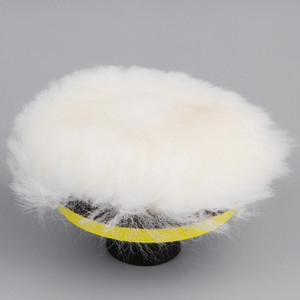 Image 4 - 7Pcs 8Cm Polijsten Buffing Pad Kit Voor Auto Polijsten Wiel Kit Buffer Met Boor Adapter Auto Verwijdert krassen