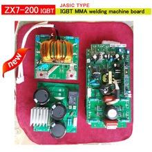 IGBT ZX7 200 PCB для jasic IGBT dc инвертор mma сварочный аппарат