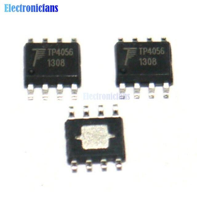 10 шт. TP4056 СОП-8 TP чипы зарядки аккумулятора IC