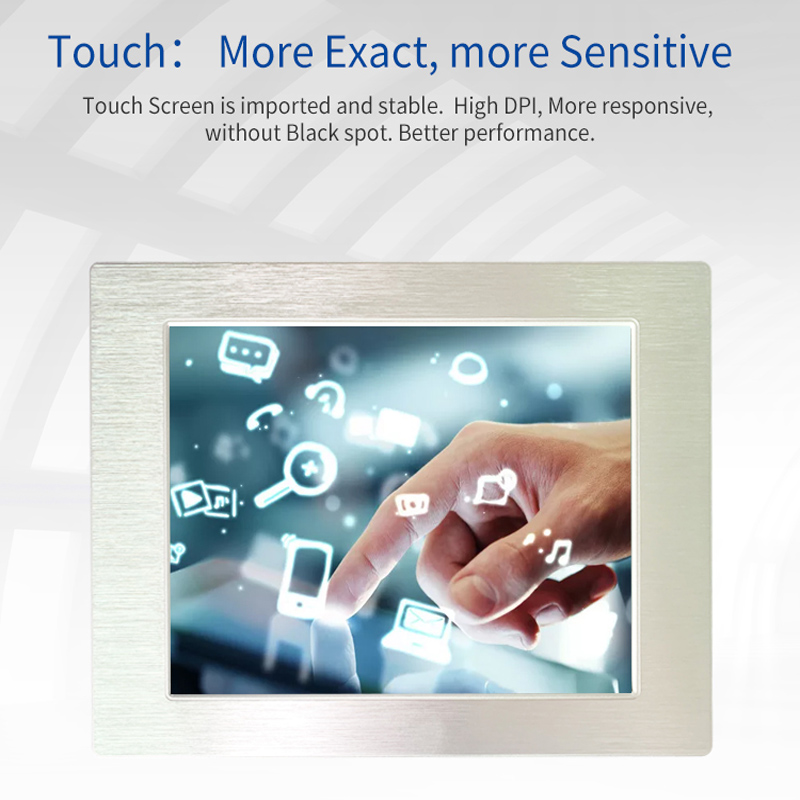 High Quality Industrial Grade HD LCD Display 8.4