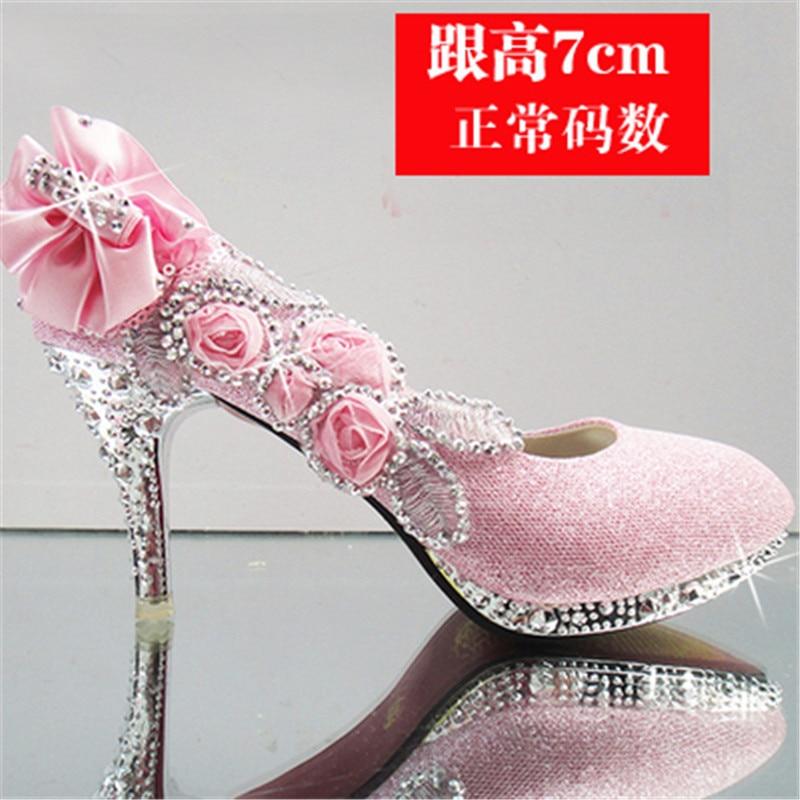 Novia Los Tacones Brillante red De Altos Moda silver Mujeres Pink gold Zapatos white Preciosa Sexy Fiesta Boda Mujer purple Las 2018 qStYgq