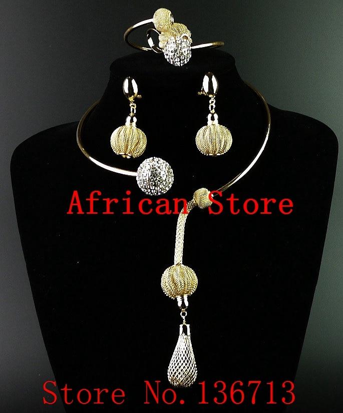 африканский комплект ювелирных изделий купить