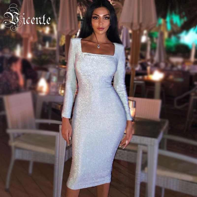 e76e6c9c53fb9 Detail Feedback Questions about Vicente 2019 New Trendy White Dress ...