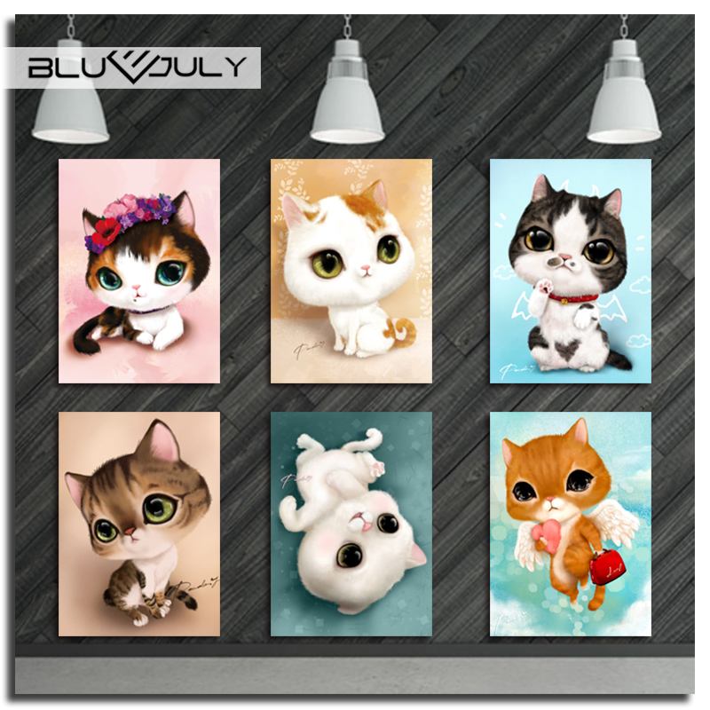 Алмазная вышивка котят фото