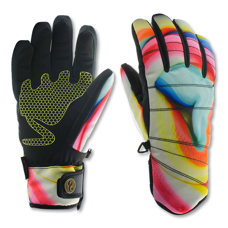 Imperméable thermique femmes hiver Ski gants Snowboard motoneige moto Sports de plein air gants Ski gants