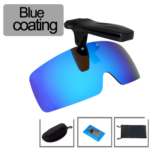 Coating blue case
