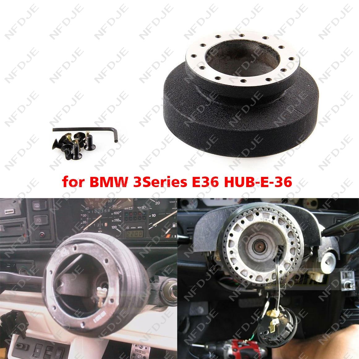 for BMW 3Series E36 HUB-E-36 Steering Wheel Hub Adapter Boss Kit
