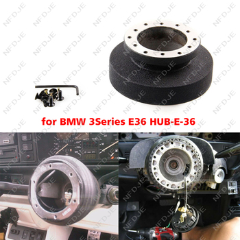 for BMW 3Series E36 HUB-E-36 Steering Wheel Hub Adapter Boss Kit image