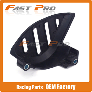 Motorcycle Front Chain Sprocket Guard Cover For ZONGSHEN 77MM NC250 250cc KAYO T6 K6 BSE J5 RX3 ZS250GY-3 4 Valves Parts(China)