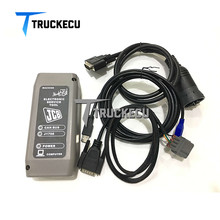 For JCB diagnostic kit with ServiceMaster Spare parts Agricultural construction Diagnostic scanner tool