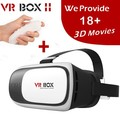2016 VR BOX II 2.0 VR Виртуальная Реальность 3D Очки Шлем Google Картон Гарнитура Версия для 4.0-6.0 дюймов Смартфон iPhone