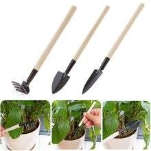 3 шт./компл. Творческий садовые инструменты для мини посадочный инструмент бонсай рассада-посадка приспособление для дома садовый инвентарь-цветочниц на свадьбе, для магазина