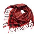 Good Deal  Top Quality New Style  Unisex Fashion Women Men Arab Shemagh Keffiyeh Palestine Scarf Shawl Wrap   1pc