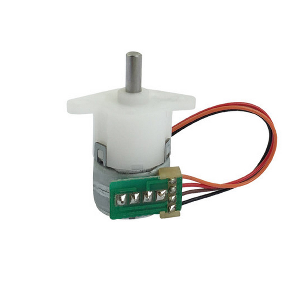 GM12-15BY Mini Stepping Motor And Reduction Ratio 1: 50 Geared Stepper With Dc And Gearbox For Printer Motor Intelligent Motor high quality 5n m 42 42 119 7mm brushless dc motor with planetary gearbox reduction ratio 104 8