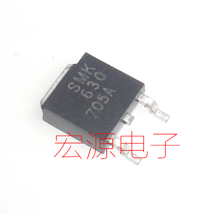 10pcs  Brand New Original SMK630 TMD630Z LCD Backlight MOS FET Patch TO-252